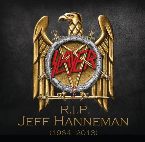 Jeff Hanneman RIP