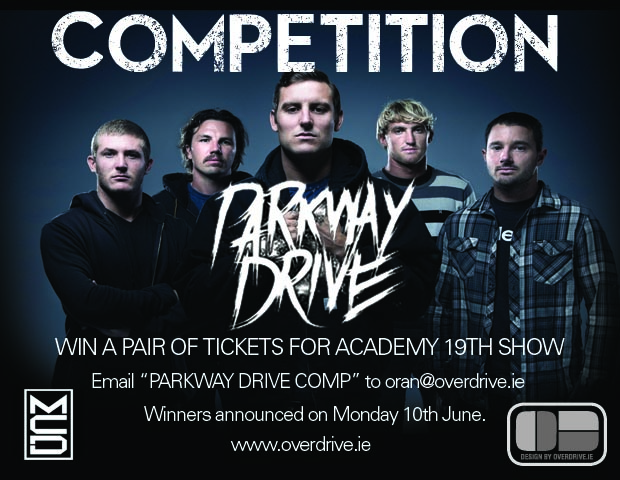 Parkway Drive Comp