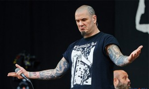 PhilAnselmobyGaryWolstenholmeoverdrive, band ID, Custom Graphics, Album Cover Design, Custom Drum Art.