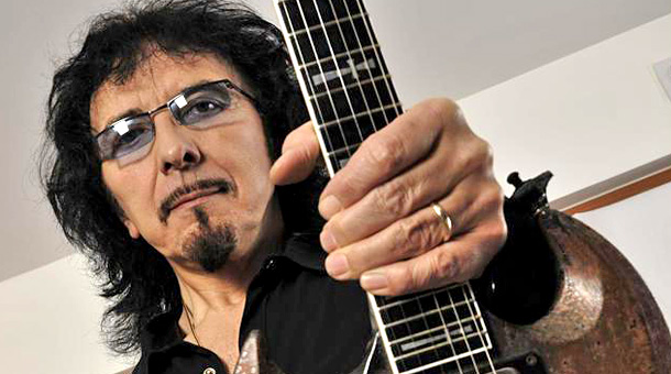 Tony Iommi Portrait Shoot - 2010