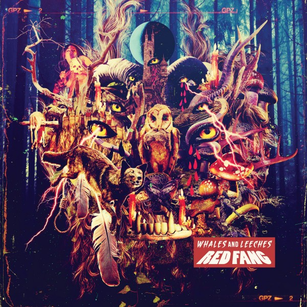 Red Fang Whales