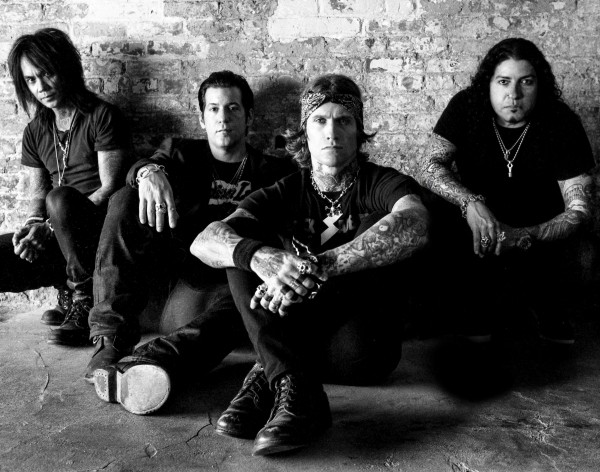 Buckcherry 2013