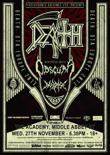 Death 2013