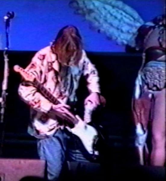 Kurt Cobain LA