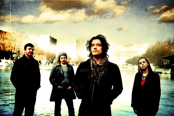 Anathema band shot