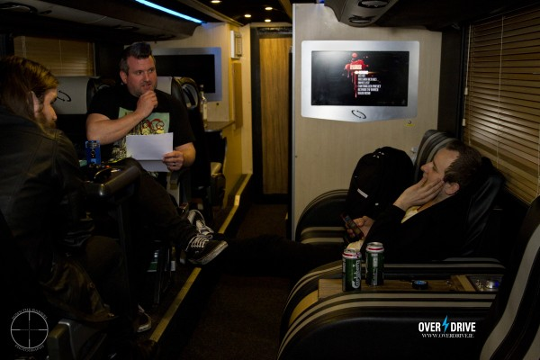 Kvelertak Interview 3