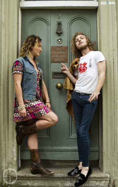 Colleen & Eric Dublin Door