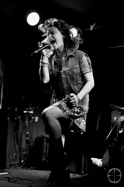 Colleen Live B & W Workmans Dublin