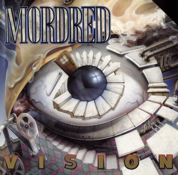 Mordred - Vision - Front