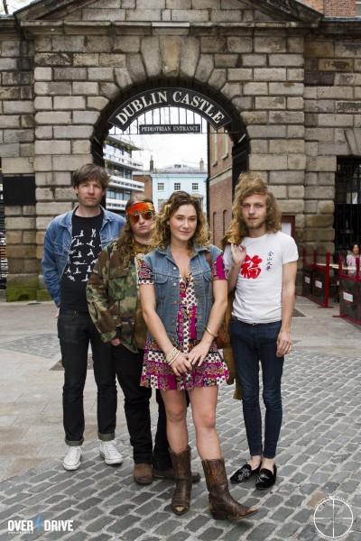 No Sinner Dublin Castle Gates 2
