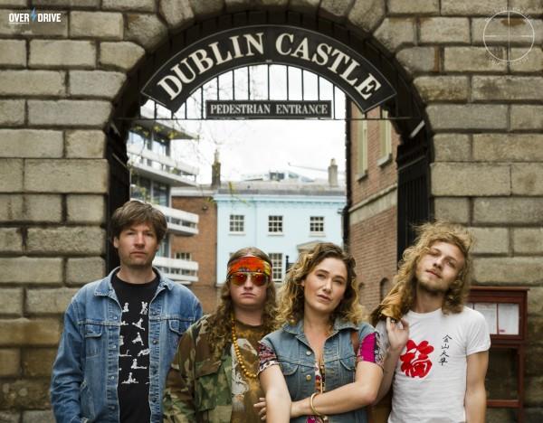 No Sinner Dublin Castle Gates