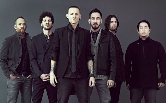 Linkin Park goup shot