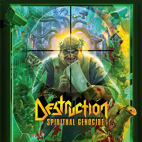 Destruction new album 2014