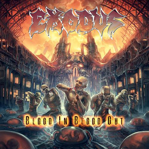Exodus new album artwork