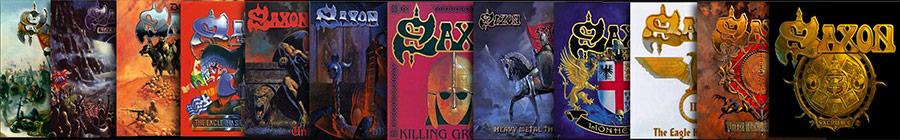 Paul gregory albums-linedup