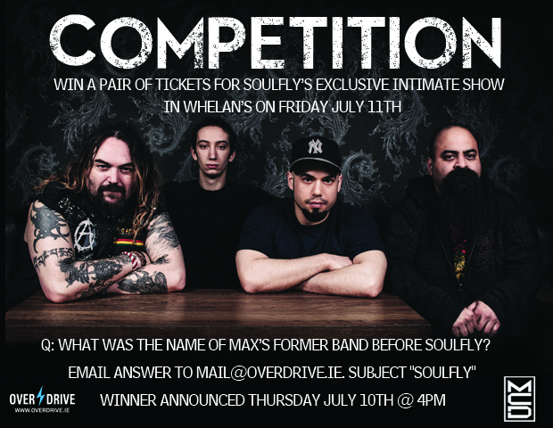 SOULFLY COMP