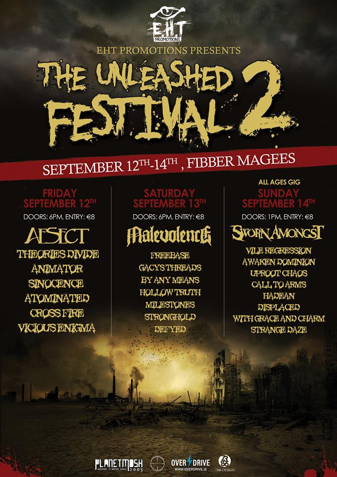 The Unleashed Festival 2