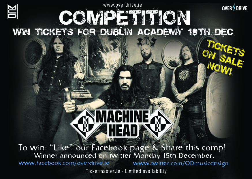Machine Head Comp