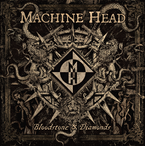 Machine Head album artwork 2014