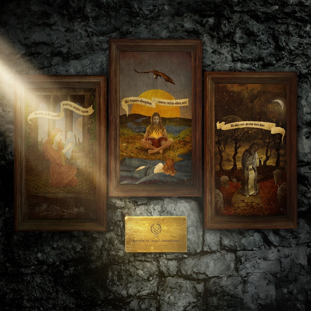 Opeth Pale Communion album packshot