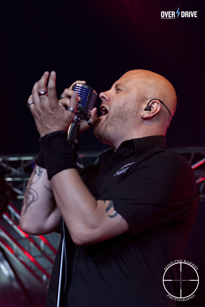 John Knight of Synaptik - New Blood Stage - Bloodstock 2014