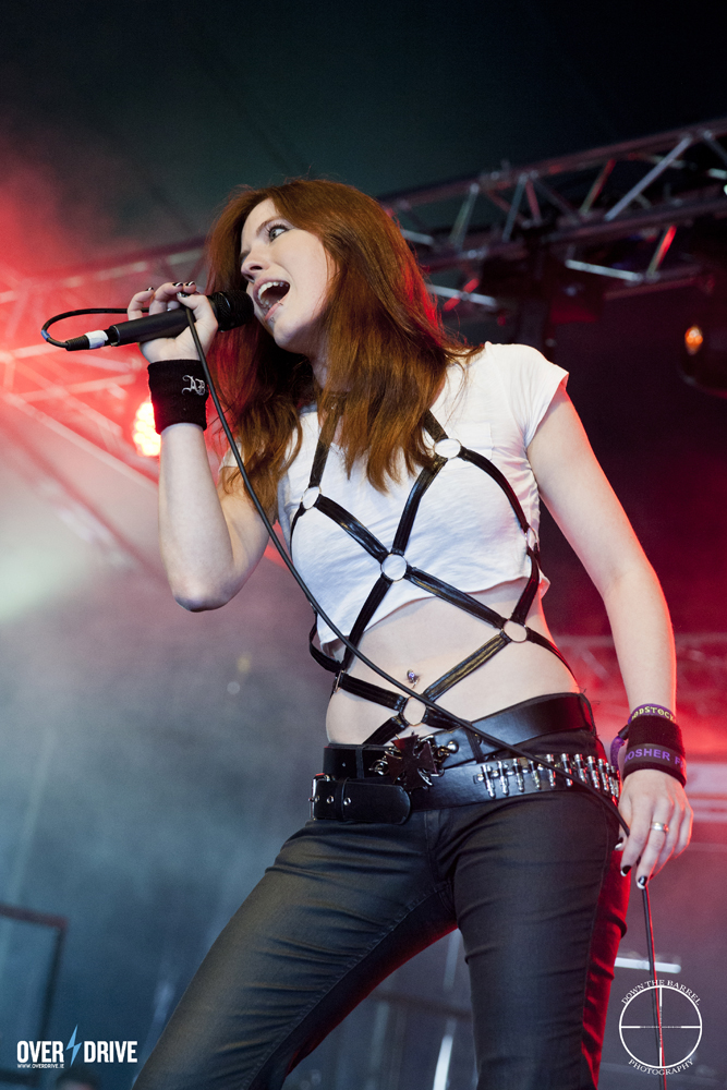 Theresa Smith of Metaprism - Bloodstock - New Blood Stage 2014