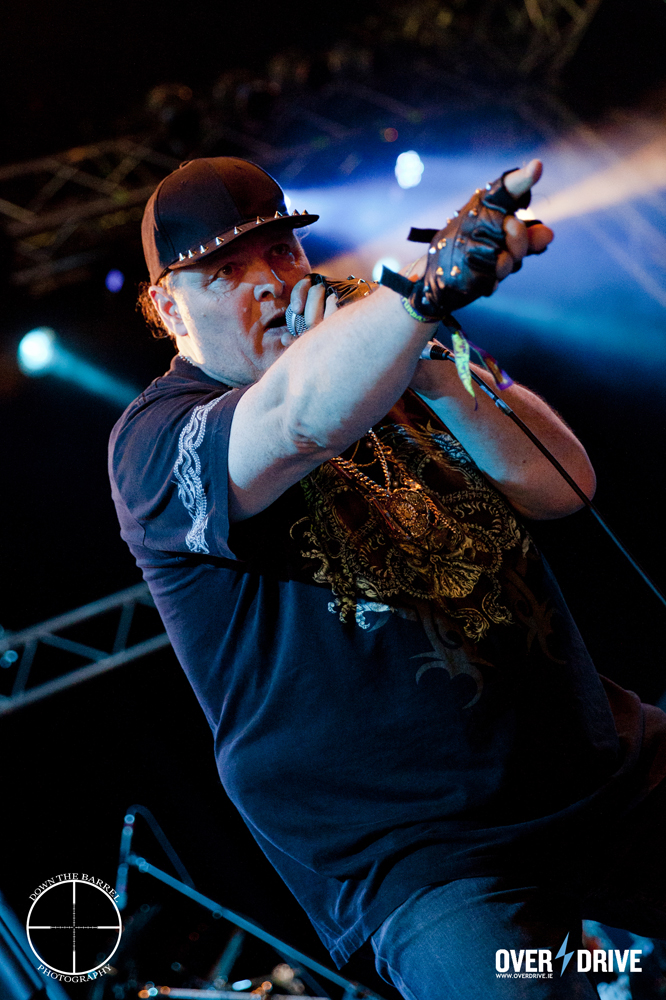 Battleaxe - New Blood Stage - Bloodstock 2014