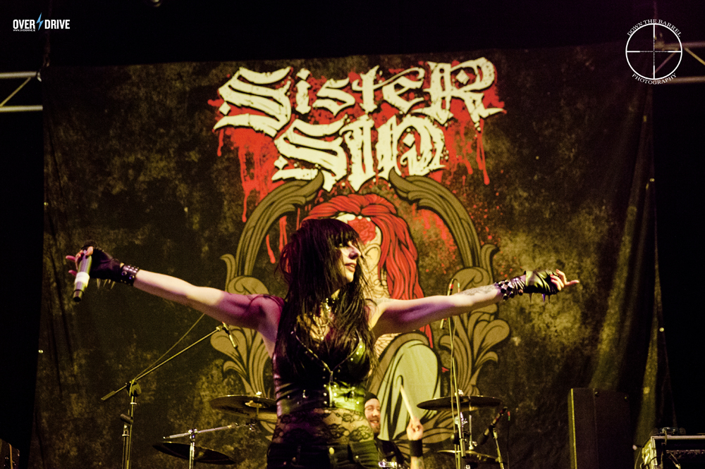 Liv - Sister Sin - New Blood Stage  - Bloodstock 2014