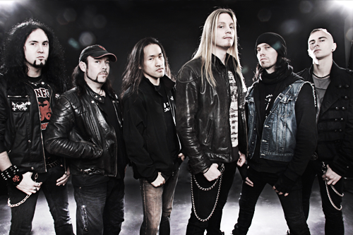 DragonForce 1