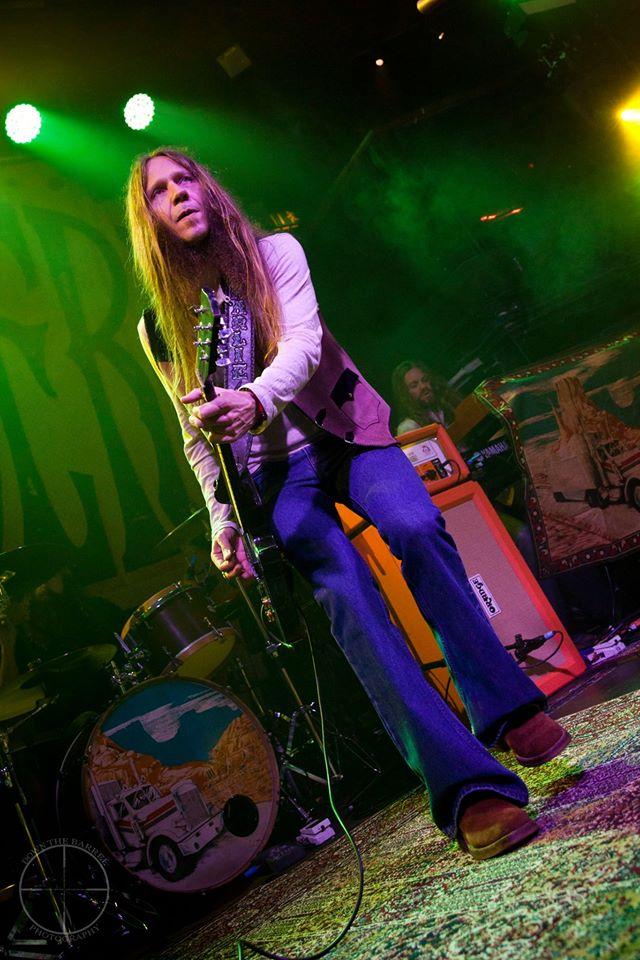 Charlie Starr - Blackberry Smoke. Dublin Oct 15th