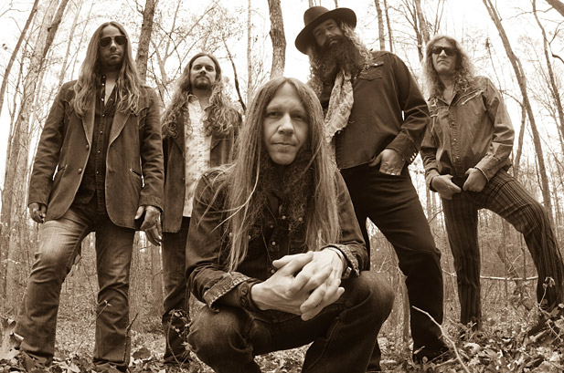 Blackberry Smoke - heading your way soon!