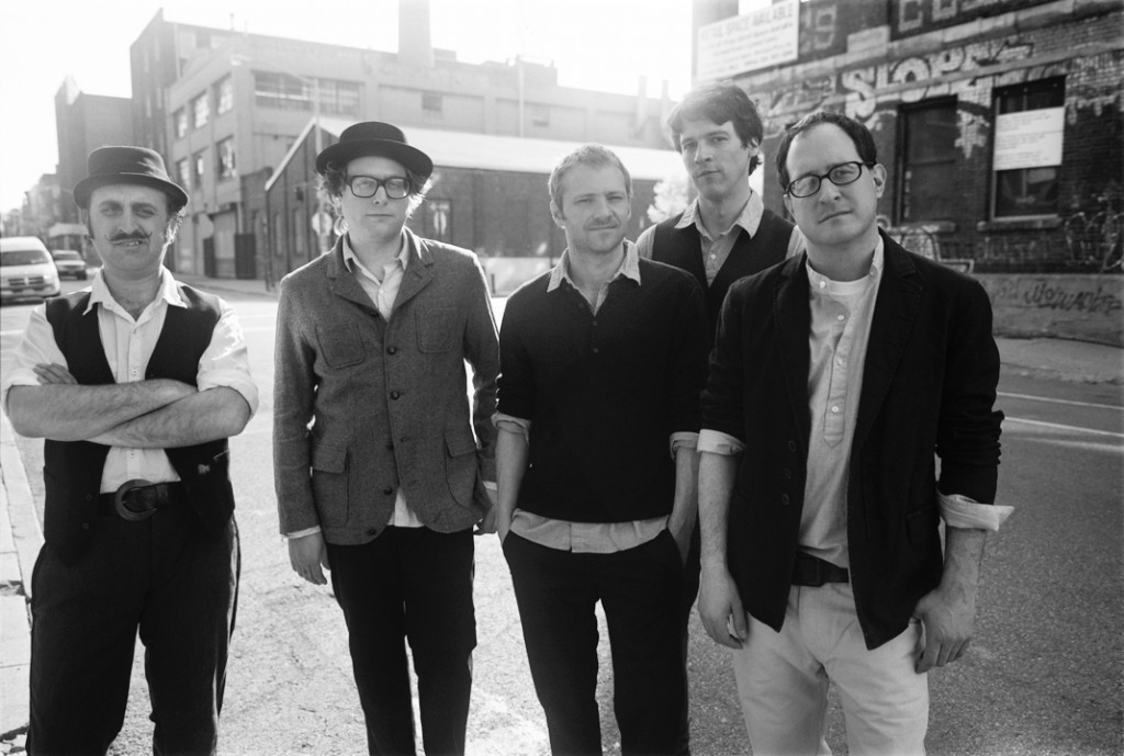 hold steady group shot