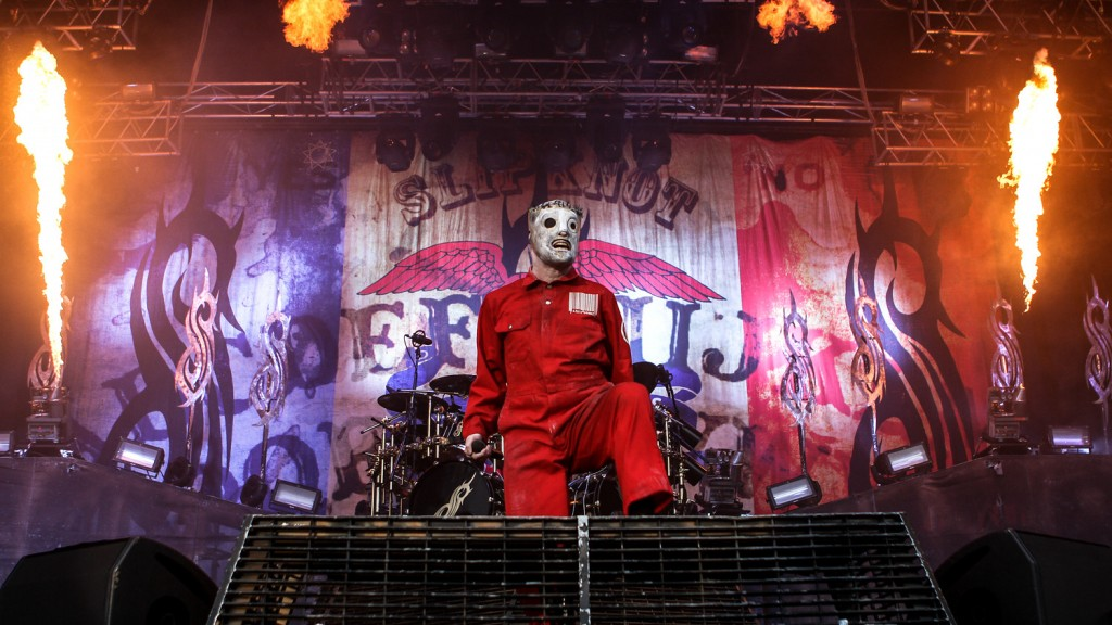 Rock on The Range 2015 Day 1 Review & Recap: Slipknot Destroys ...
