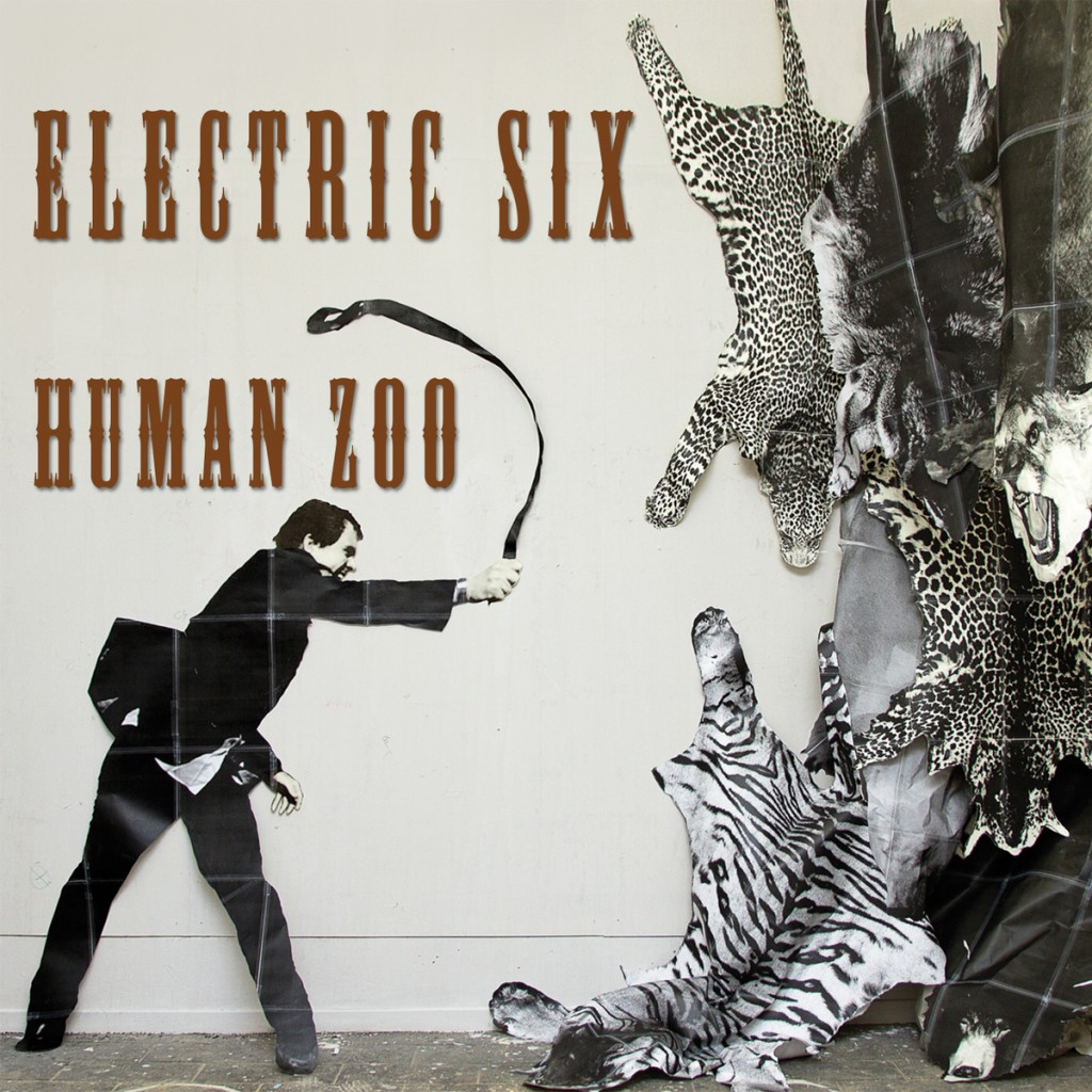 E6 Human zoo album cover
