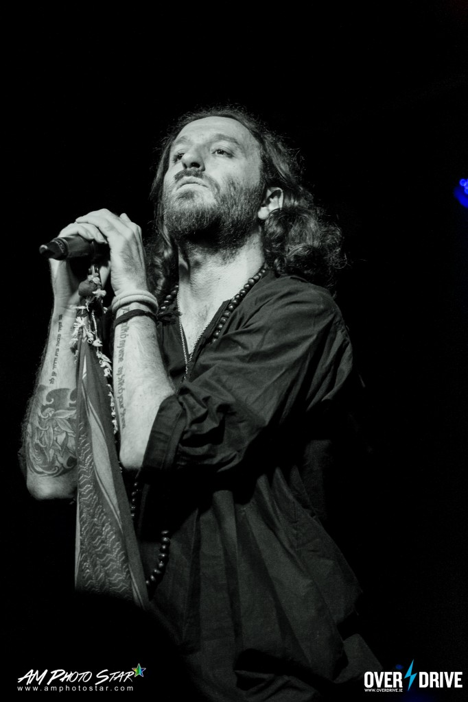 Orphaned Land  - Voodoo Lounge Dublin.