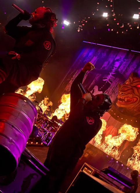 Slipknot  - 3 Arena, Dublin 2015