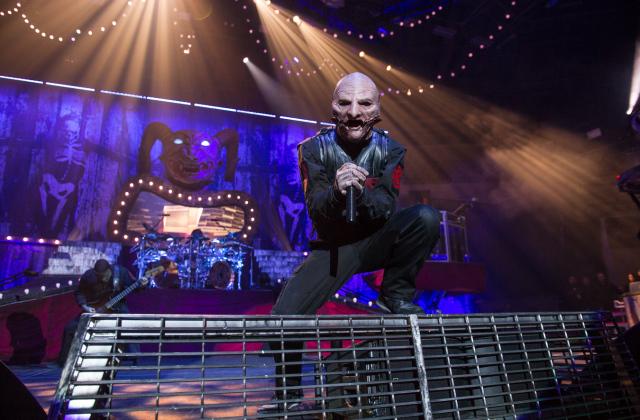 Slipknot live 1