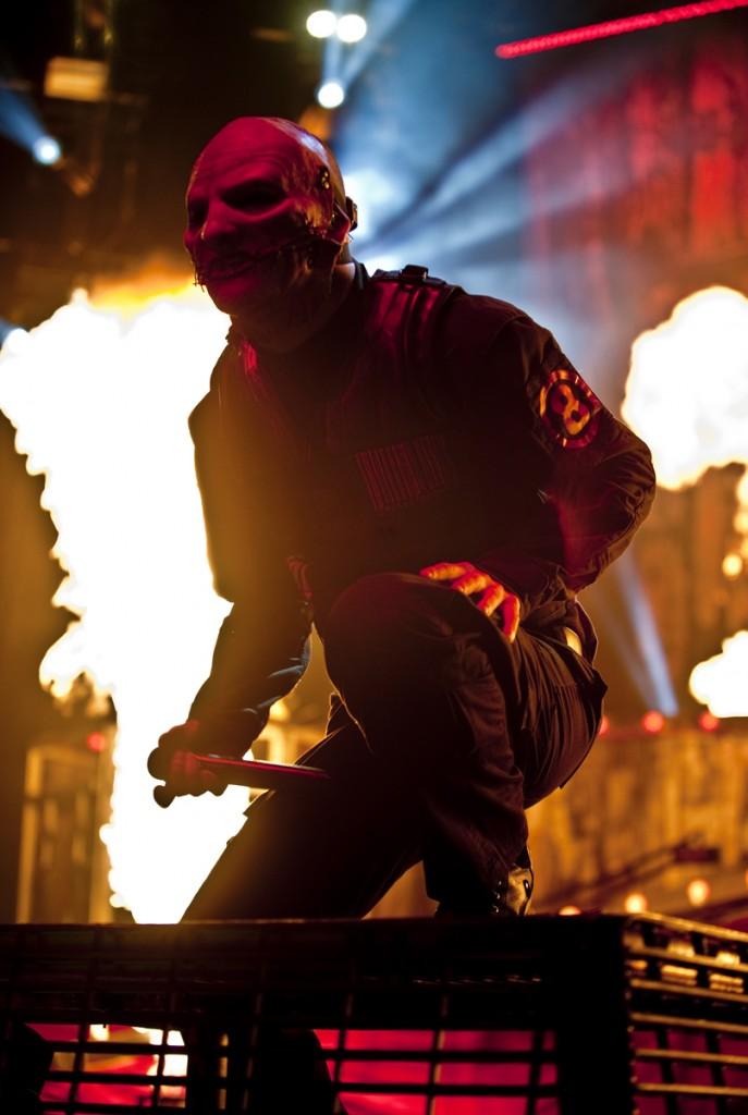 Slipknot live 3