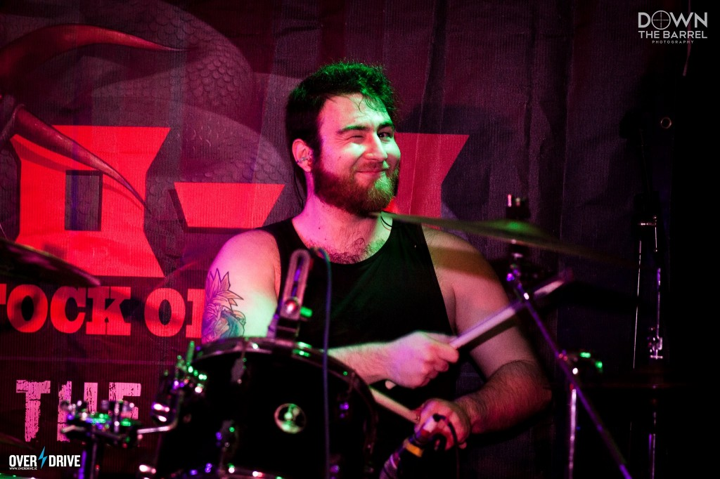Theories Divide - Drummer face of the year and it's only January!