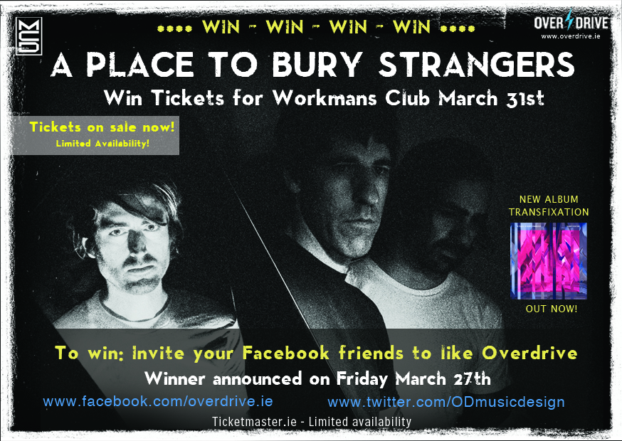 A PLACE TO BURY STRANGERS COMP