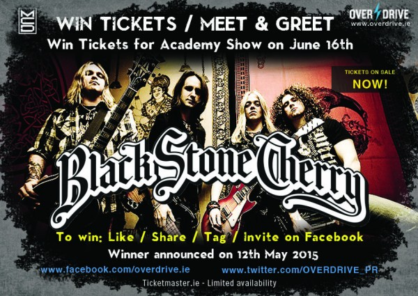 Black Stone Cherry Comp
