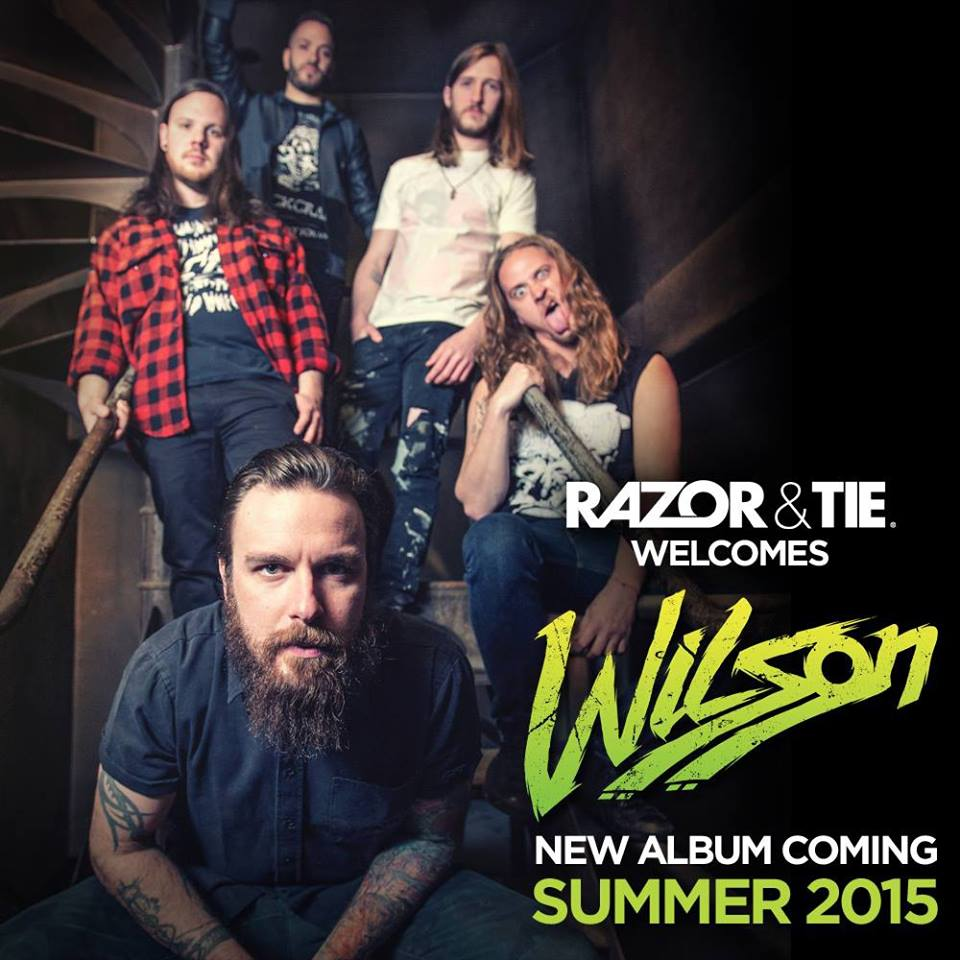 Wilson album promo