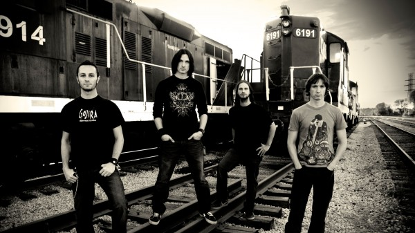 gojira-wallpaper-band-personil-railway-train-black-white-pose-music