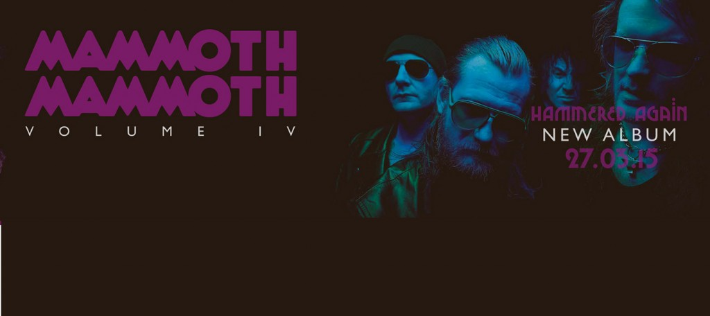 mammoth mammoth new album