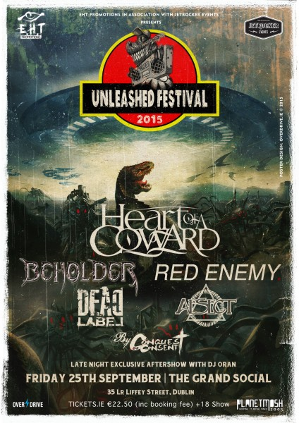 Unleashed Festival V 3 copy