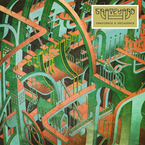 Graveyard Innocence & Decadence album