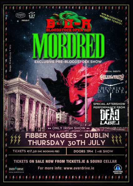 MORDRED DUBLIN V4