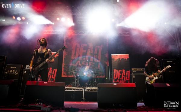 Dead Label3 sophie stage