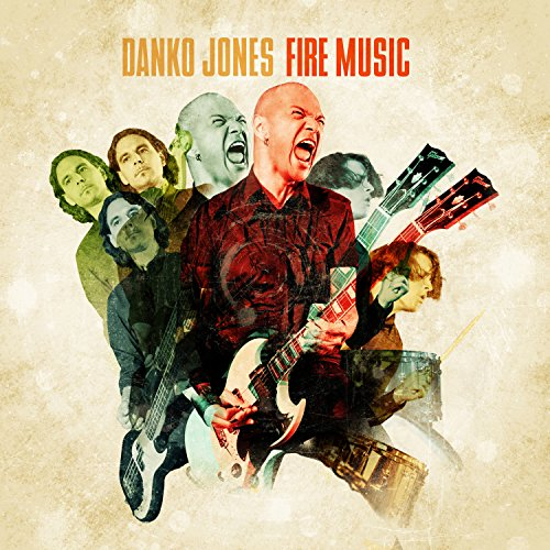 DANKO JONES FIRE MUSIC COVER