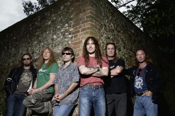 Iron Maiden wall shot